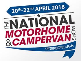 Peterborough Caravan & Motorhome Show 2018