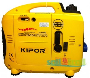 Kipor Suitcase Generator for Caravan Camping