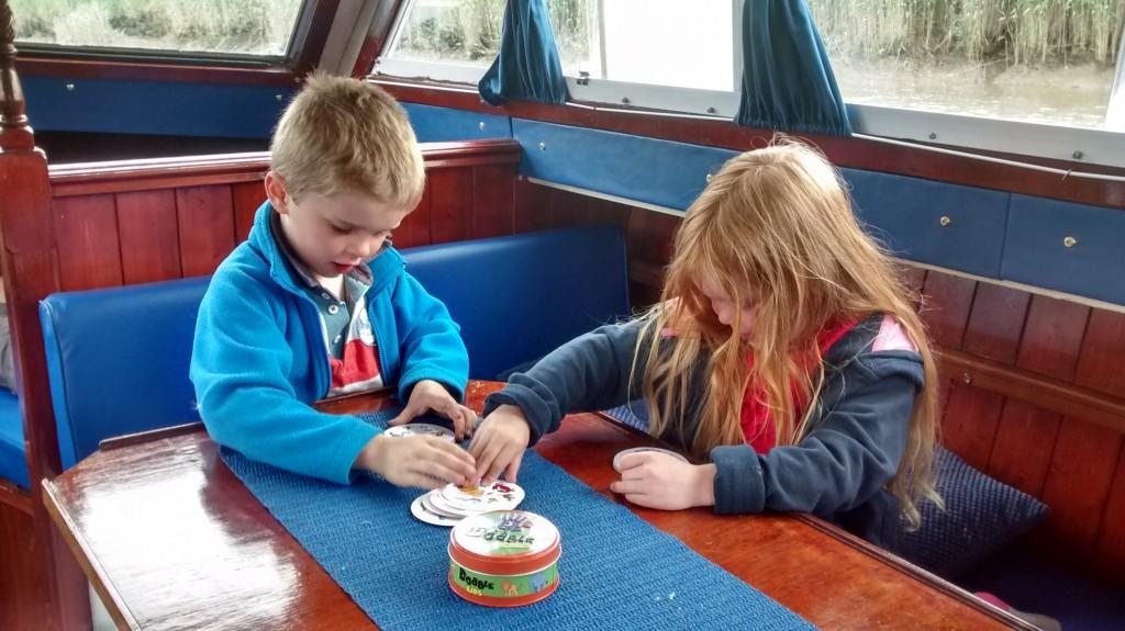 boating sailing kids children