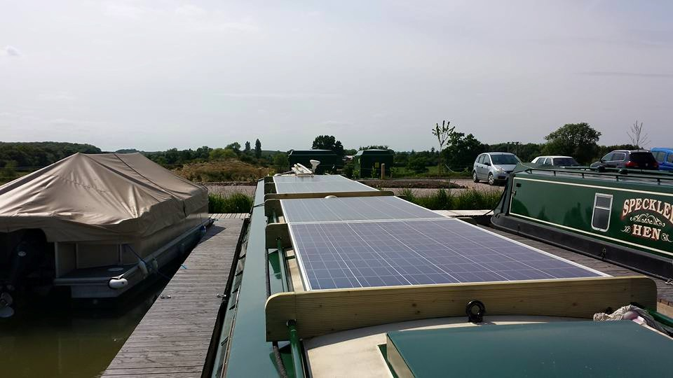 Interview: Why I installed solar panels on my narrowboat ...
