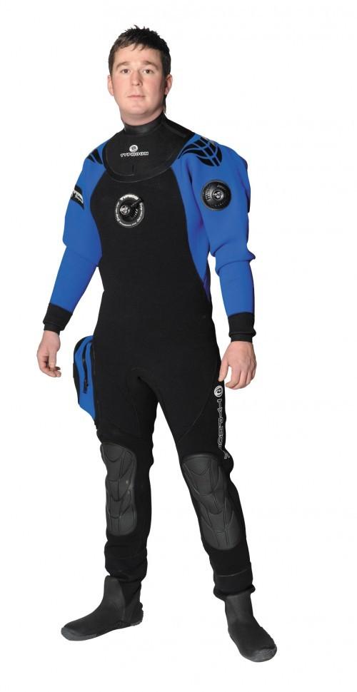 drysuit diving wetsuit