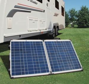 solar panels caravan motorhome