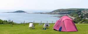 coolest campsites UK