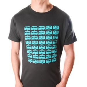 caravan christmas t shirt